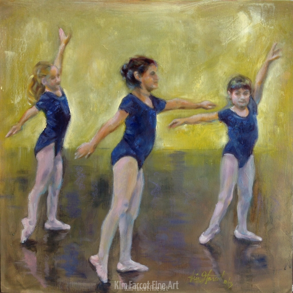 Young Dancers square