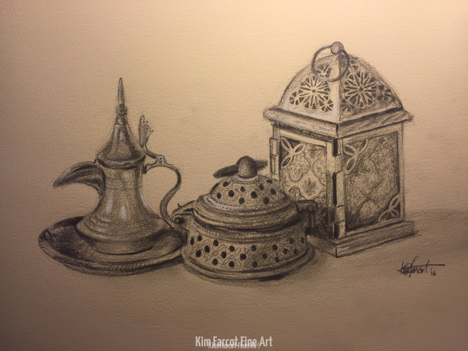 Saudi Still Life, print available