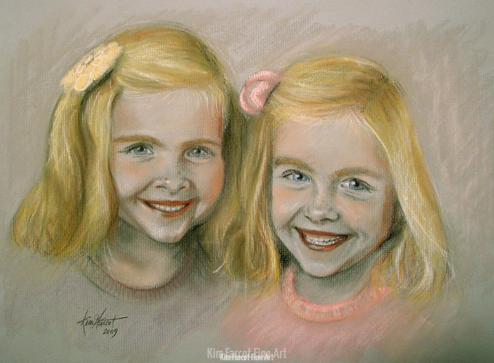 the Washburn Twins, private collection, Gambrills, MD