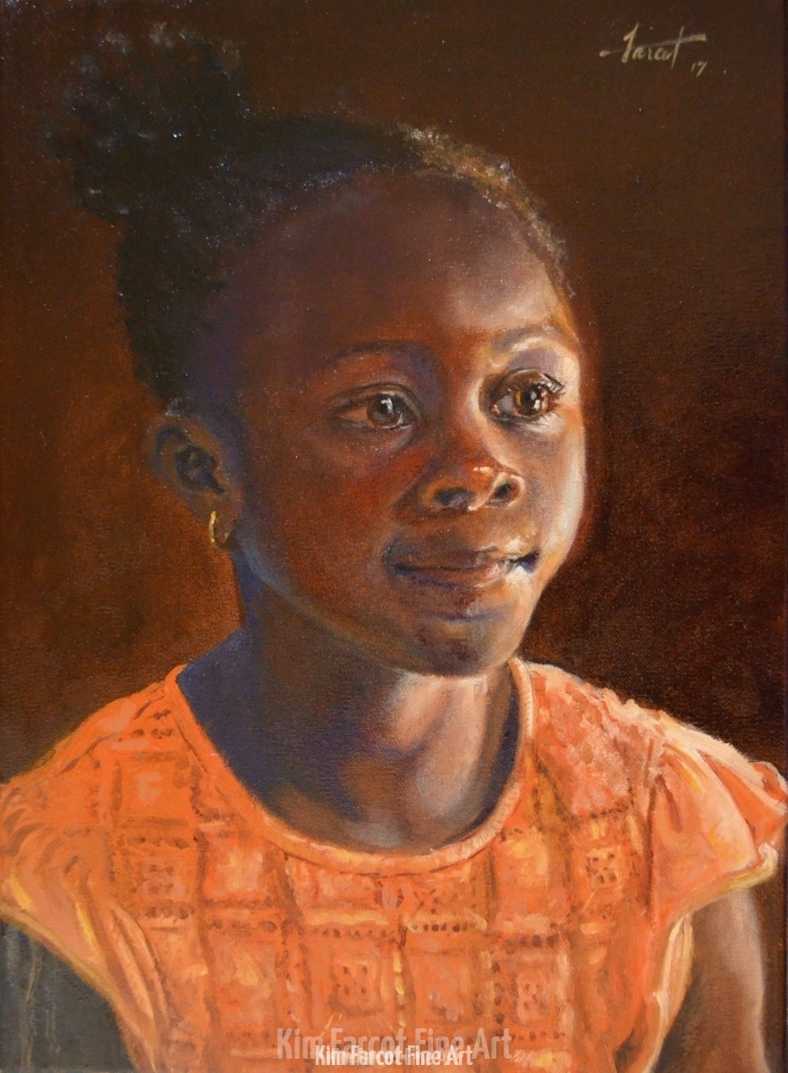 Naomi, private collection, Saudi Arabia