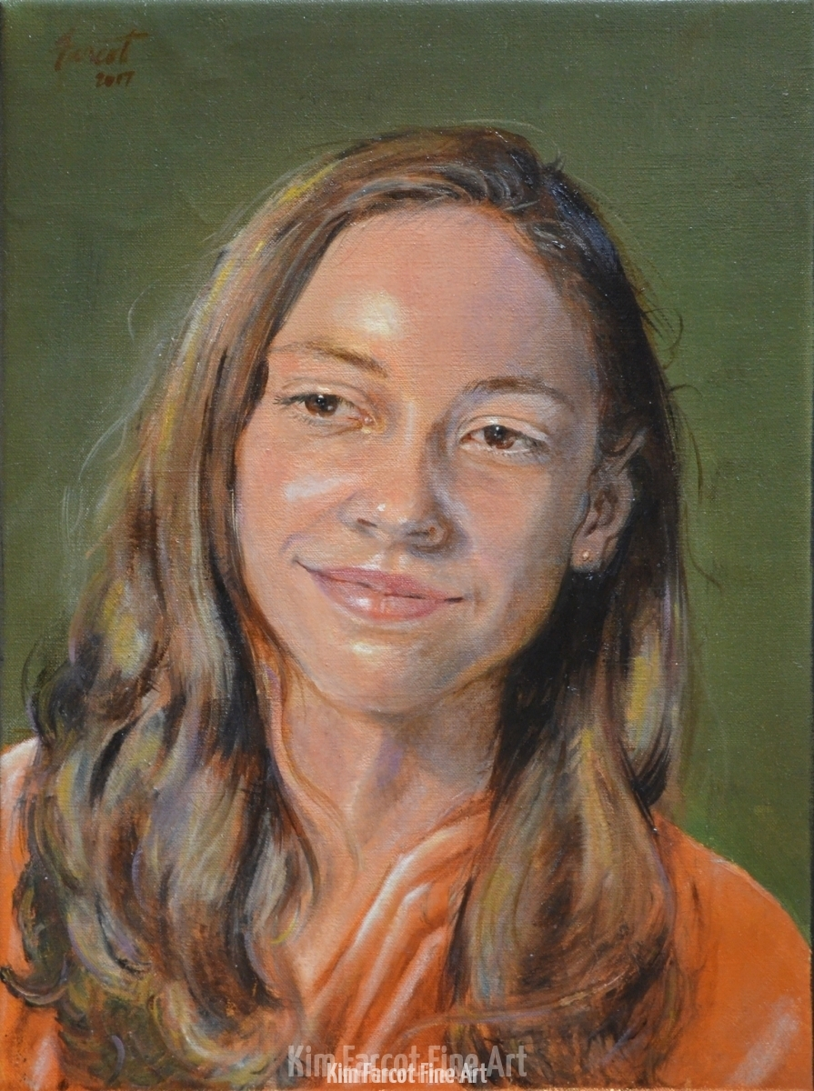 Julia, private collection, Italy
