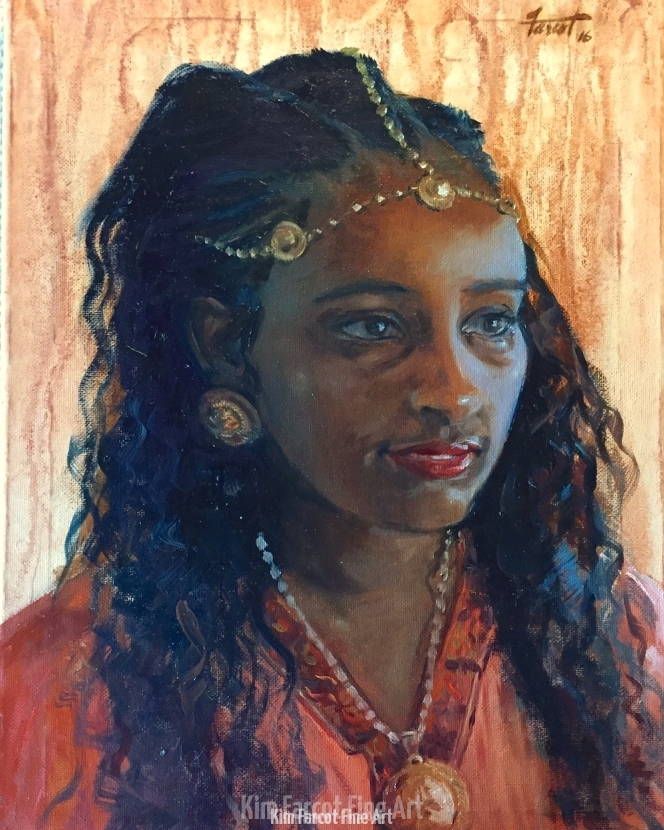 Helen, private collection, Ethiopia