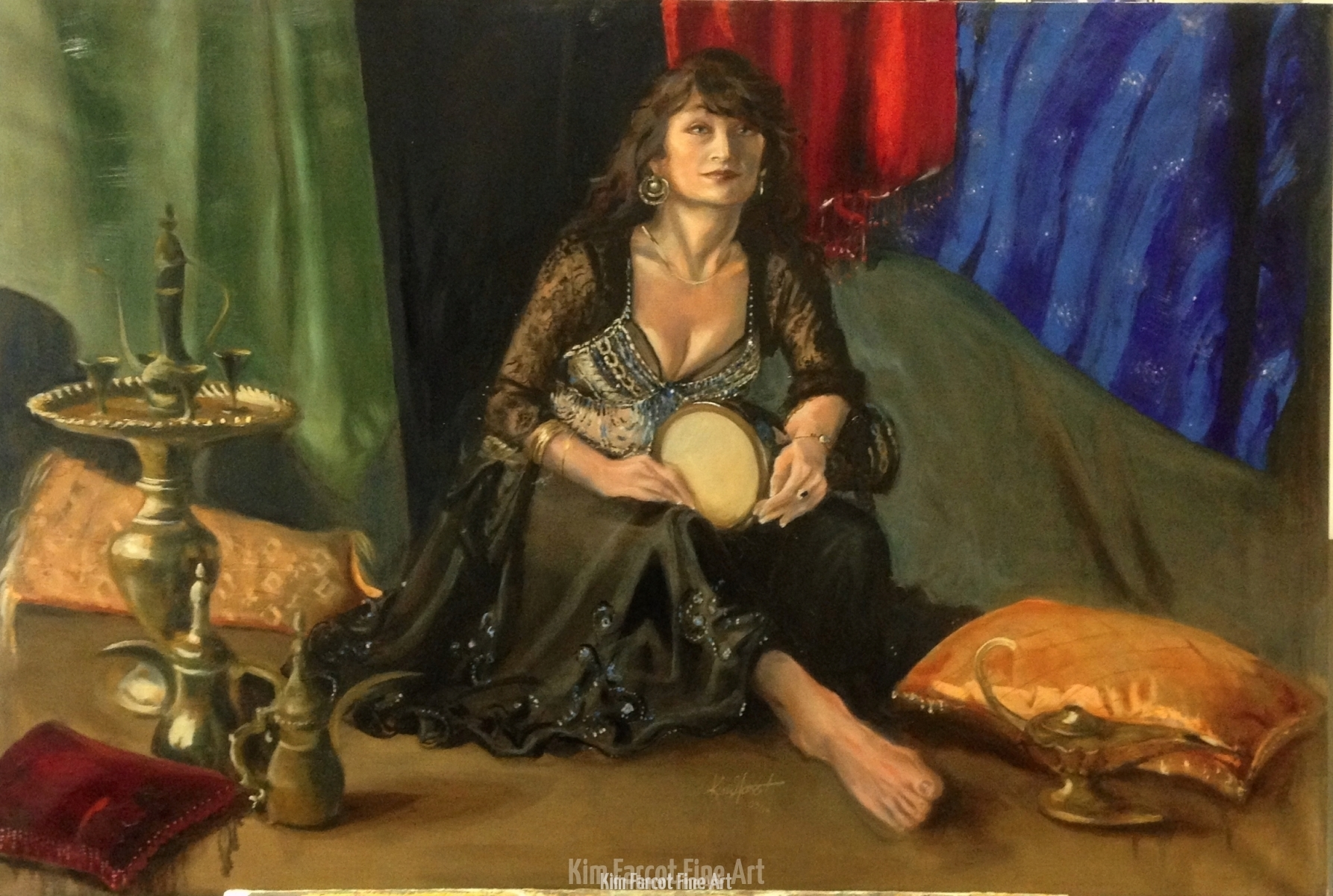 Carmen, private collection, Saudi Arabia