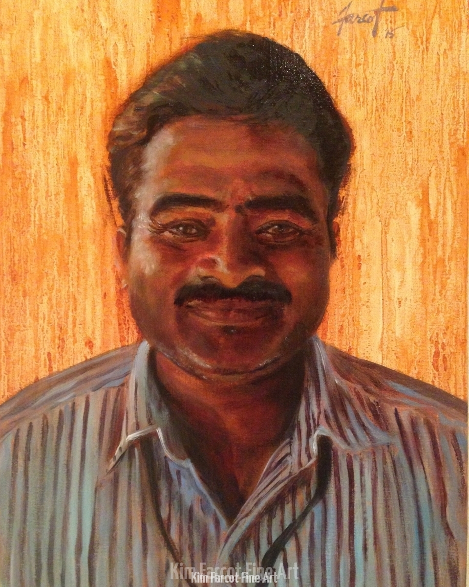 Rajendar, private collection, India