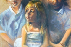 Luc, Madi & Max, private collection